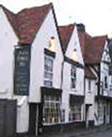 The Ostrich Pub still standing today!