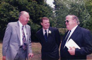 Allan Sporton, Martin & Geoff Walsh, Nov 1994