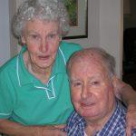 Aunty Nancy & Uncle Alan, Feb 2006