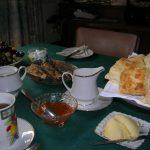 A beautiful Aunty Nancy afternoon tea!