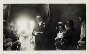 ernestmargaret_orams_wedding_at_yarraville_presbyterian_church_march_5_1932